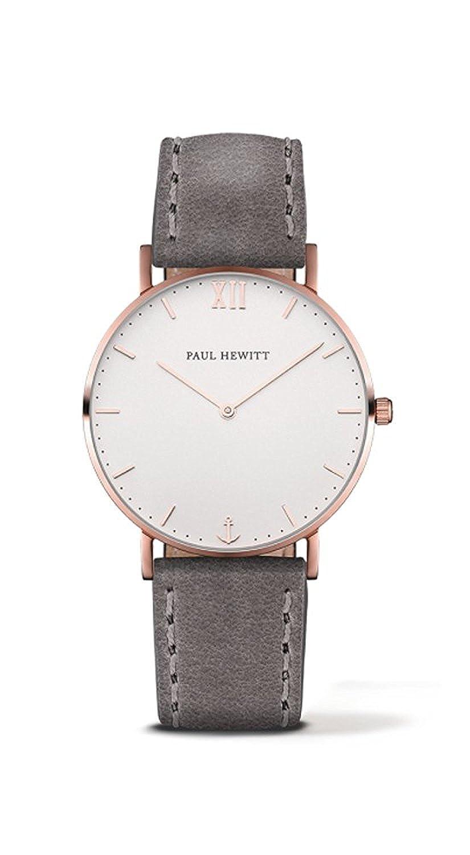 [ポールヒューイット]Paul Hewitt 腕時計 ウォッチ クラシック シンプル 39mm メンズ レディース [並行輸入品] B06ZY242JT