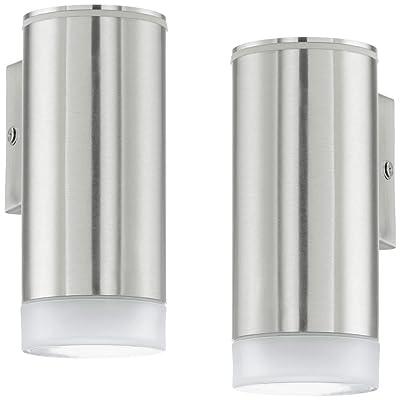 2 X Applique Del Luminaire Mural Lampe Led Projecteur Spot Eclairage