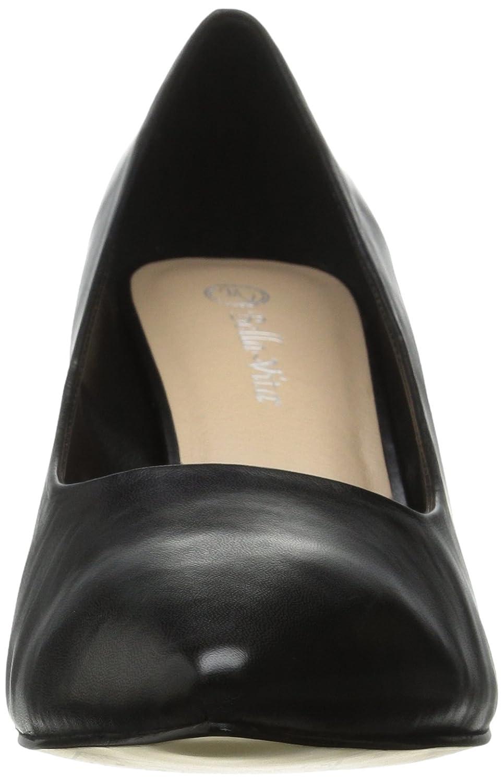 Bella Vita Women's Define Dress Pump B00ZIC8R1Y 9 N US|Black Leather