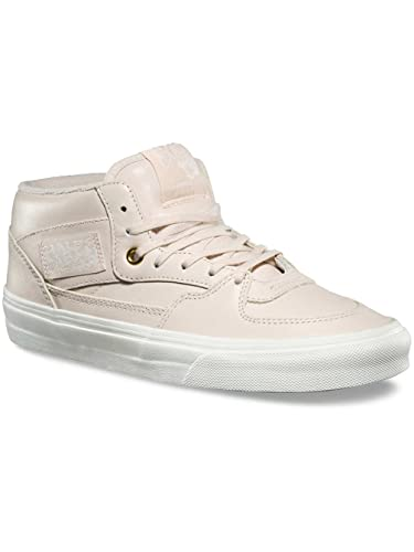08fe0669d8 Image Unavailable. Image not available for. Color  Vans Half Cab DX Mens  Size 9   Womens 10.5 Whispering Pink Gold Leather Fashion Shoes