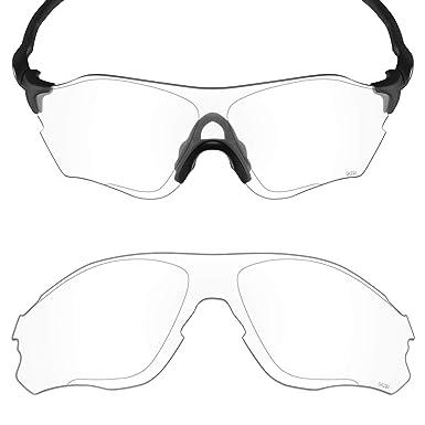 0e65ea5e66 Mryok+ Polarized Replacement Lenses for Oakley EVZero Path - HD Clear