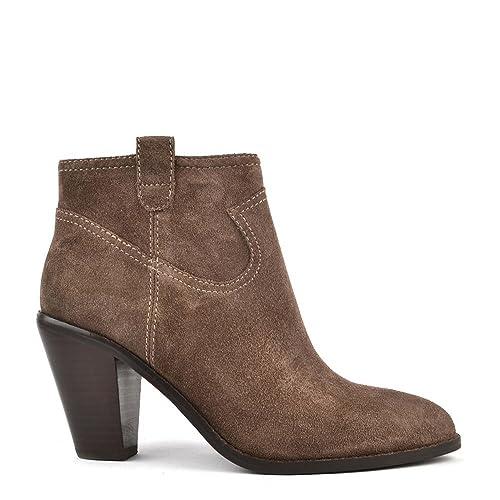 Para Color Mujer Marrón 35 Botas Footwear Amazon Ash Eu Talla EfxqPvn