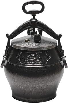 Kazan Afghan Pot Camping Cooking Pot Pressure Cooker Fire Pot Aluminum Kazan 15L