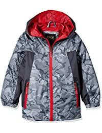 Boys' Ripstop Active Jacket With Mesh Lining