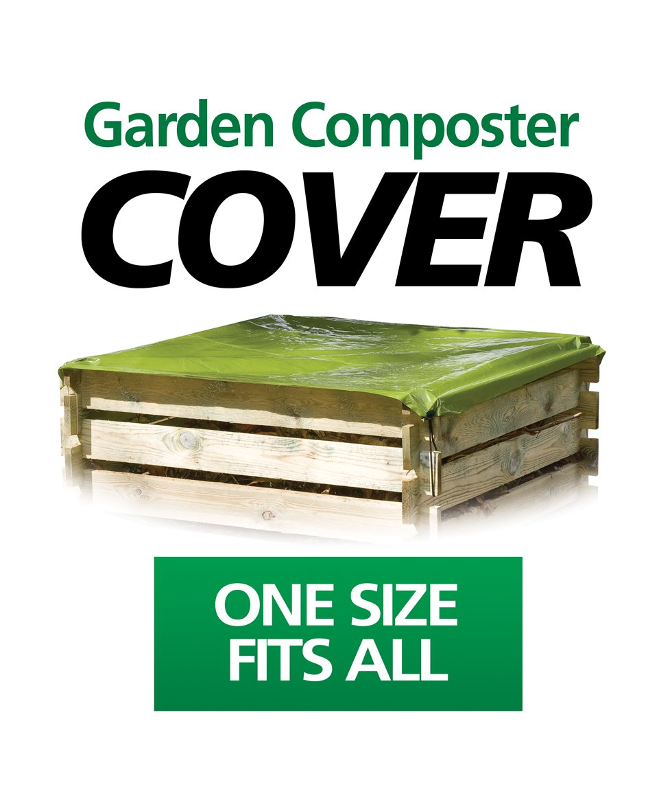 Cover For Wooden Composter Primrose