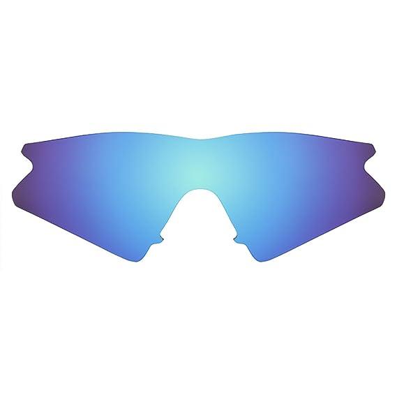 6331f04f8695d Revant Verre de rechange Bleu Glacier pour Oakley M Frame Sweep  Amazon.fr   Vêtements et accessoires