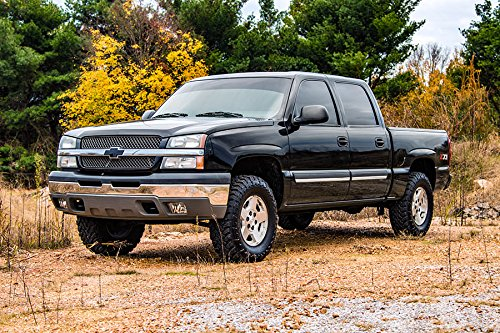 6 Inch Lift Kit For Chevy 1500 4wd >> Rough Country - 28330-1.5-2-inch Suspension Leveling Lift Kit w/Premium N3 Shocks - Buy Online ...