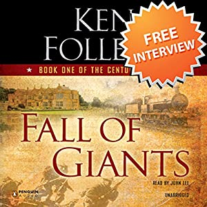 Ken Follett & John Lee Talk About Fall of Giants Speech