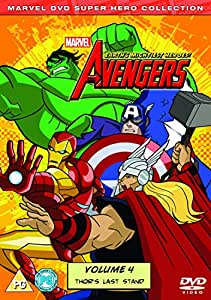 Avengers: Earth's Mightiest Heroes - Vol [Reino Unido] [DVD]