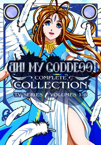 Ah My Goddess Complete Collection: Volumes 1-6