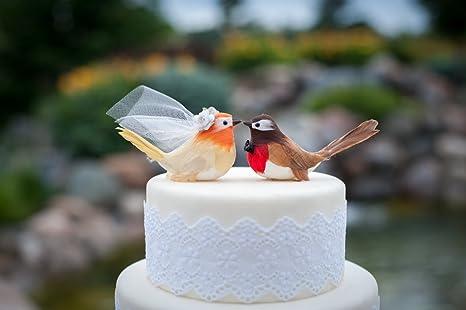 Amazon.com: Cheeky Chickadee Cake Topper: \