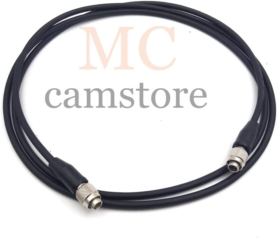 MCCAMSTORE HRS 8pin Male to Male 6.6ft Remote Control Cable for Sony RCP 1500 Wireless Control Cable