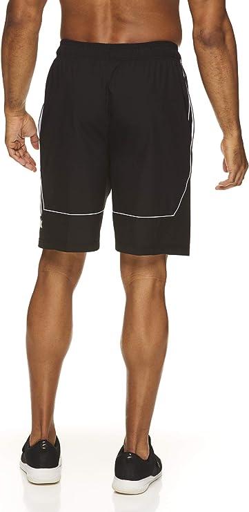 EYE of theTIGER black spandex tiger velvet athletic shorts with beads