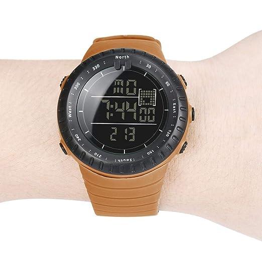 43c0b6e4ae メンズ腕時計 航空時計 エレクトロニクス 多機能 スポーツ デジタル腕時計 クリアランス 人気商品 トレンド ホット製品