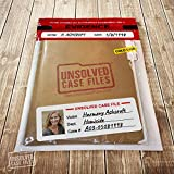 UNSOLVED CASE FILES | Ashcroft, Harmony - Cold Case Murder Mystery Game | Can You Solve The