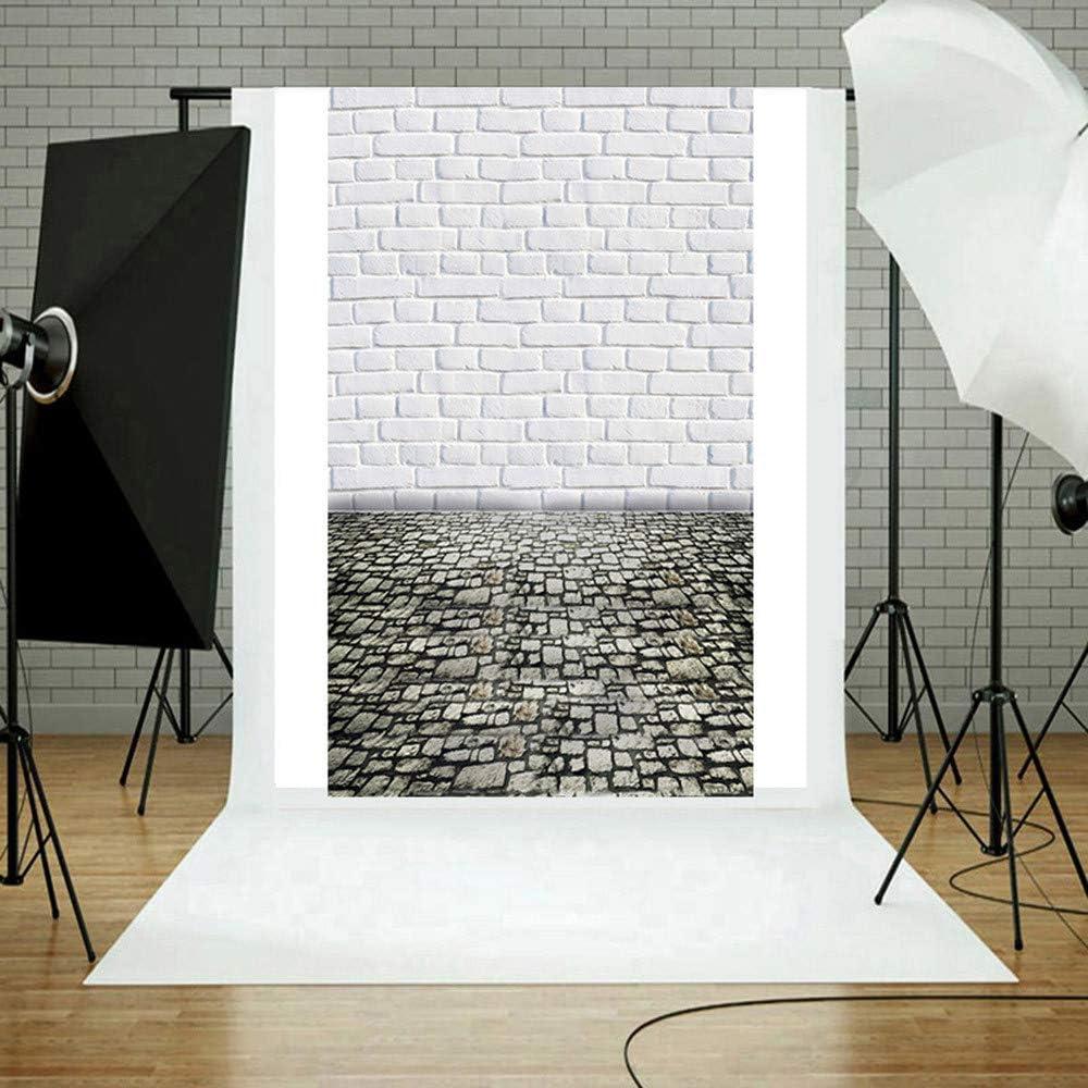 90cm Hintergr/ünde 3D Simulation Ziegelmauer Fotohintergrund Requisiten Vintage Mode Familie Fotoshooting Photobooth Props G Sannysis Hintergrund Fotostudio 150