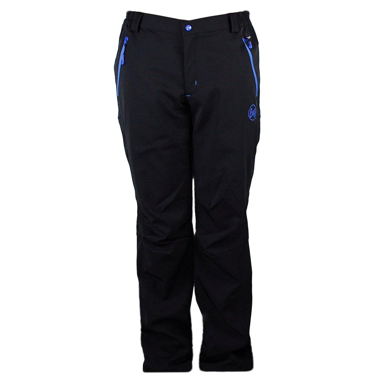 Buff Herren Outdoor Long Trekking Pants Edek -– Farbe= Moonless