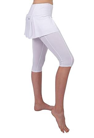 diversificado en envases busca lo último estilo moderno Honofash Falda Pantalón Tenis Mujer Deporte Running Ropa Padel Leggins  Deportivas SML XL Golf