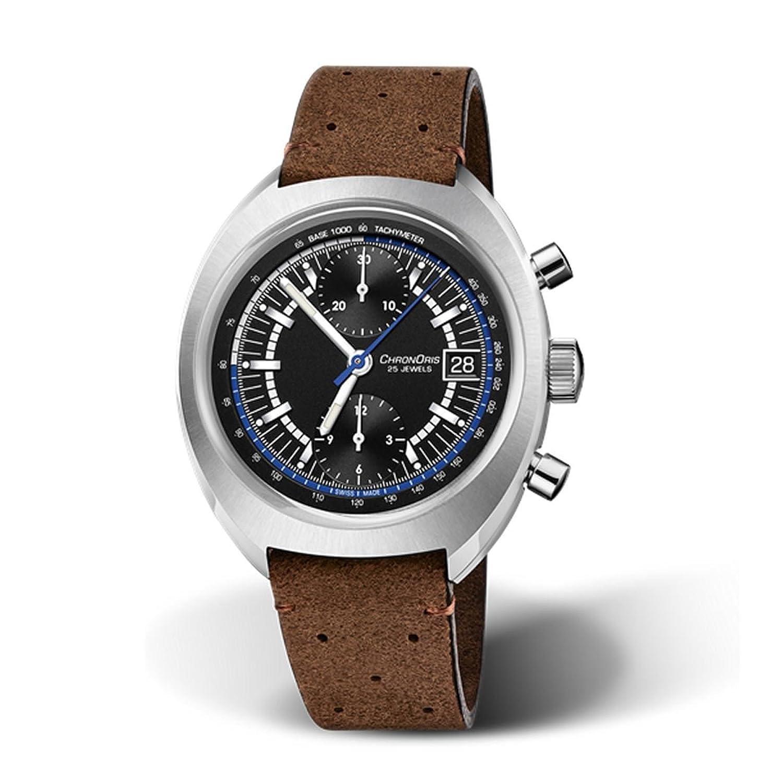 Oris(オリス) ウィリアムズ 40th アニバーサリー リミテッドエディション/レザーベルト/ 673.7739.4084F 腕時計[正規輸入品] B077JWVV2F