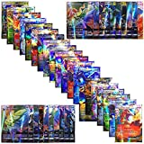 100 Cards TCG Style Card Holo EX Full Art : 20 GX