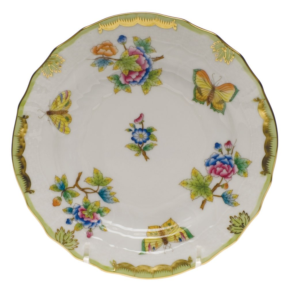 Herend Queen Victoria Bread & Butter Plate VBO-01515-0-00 qvbread