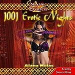 1001 Erotic Nights (Mythic Erotica) | Alana Melos
