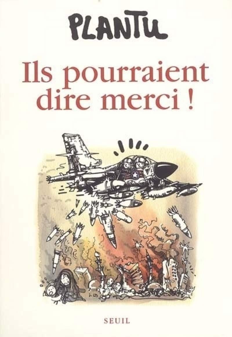 Amazon Com Ils Pourraient Dire Merci Humour French