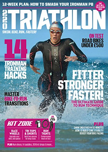 220 Triathlon Magazine - Triathlon Uk Equipment