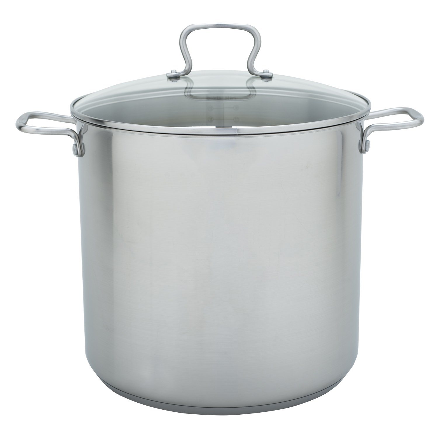 Range Kleen CW7104 Stainless Steel Stock Pot with Lid, 20-Quart by Range Kleen