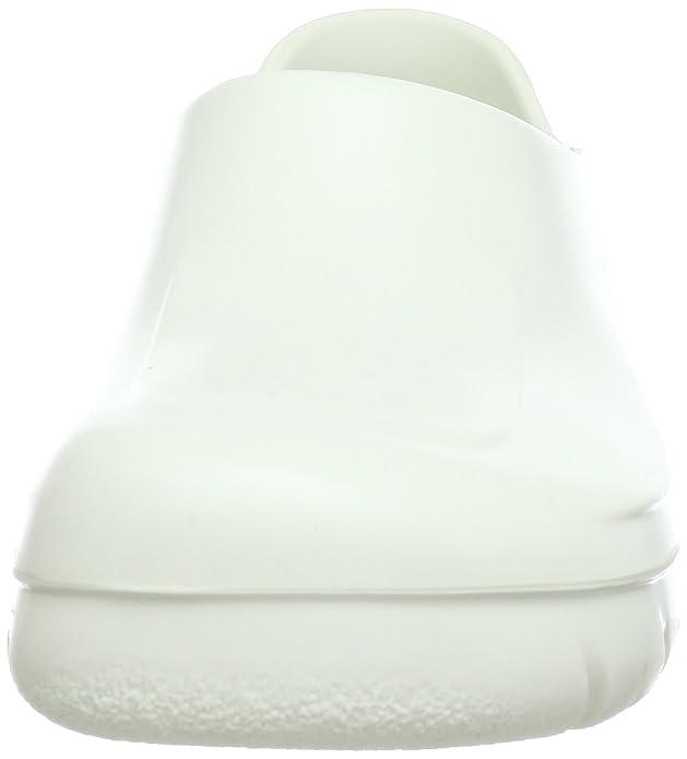 Birkenstock A 640, Zapatos De Seguridad Unisex Adulto, Blanco (White), 36 EU