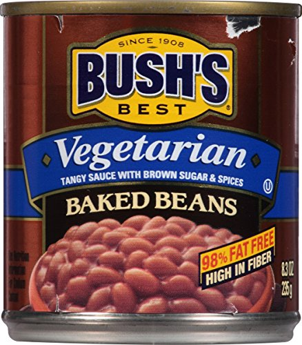 Bush's Best Vegetarian Baked Beans 8.3 oz