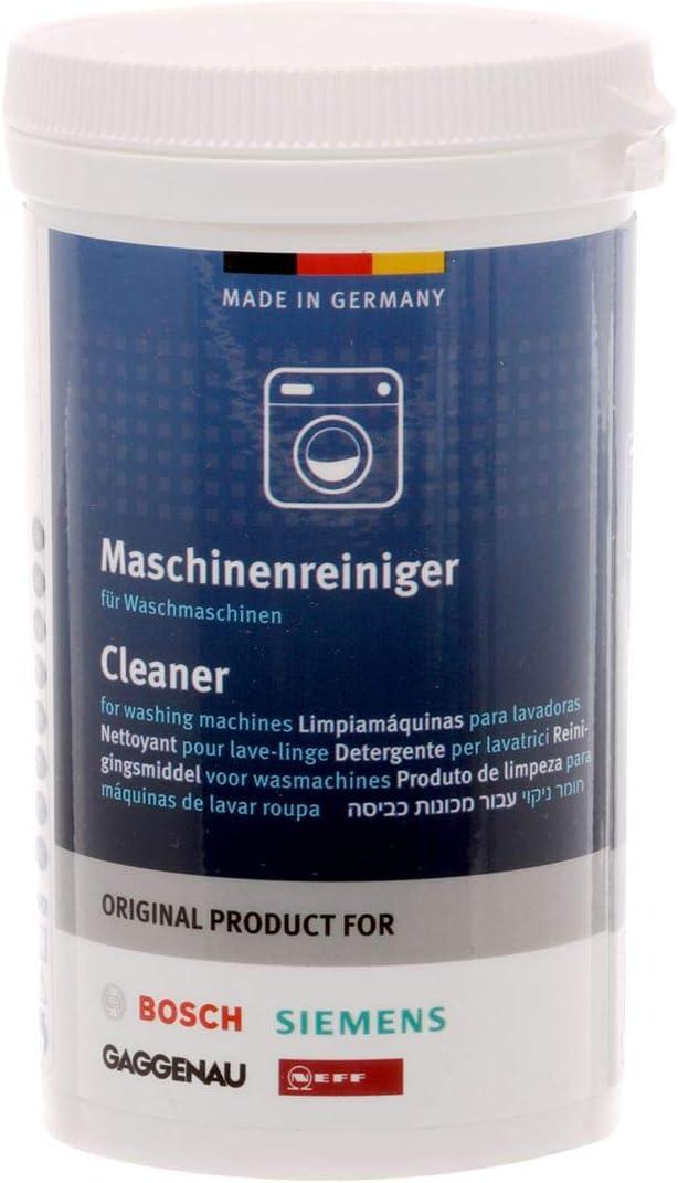 Bosch 00311925 - Limpiador original para lavadora: Amazon.es ...