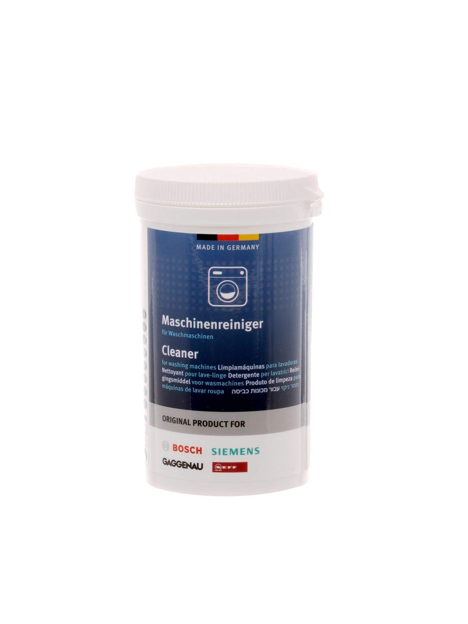 Bosch 00311925 Washing Machines Cleaner 2-Pack