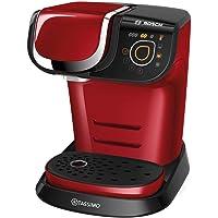 Bosch Hausgeräte TAS6003 Tassimo My Way Kaffemaskin, 1500 W, Röd