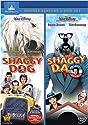 Shaggy Da & Shaggy Dog (1959) (2 Discos) (2PK) [DVD]<br>