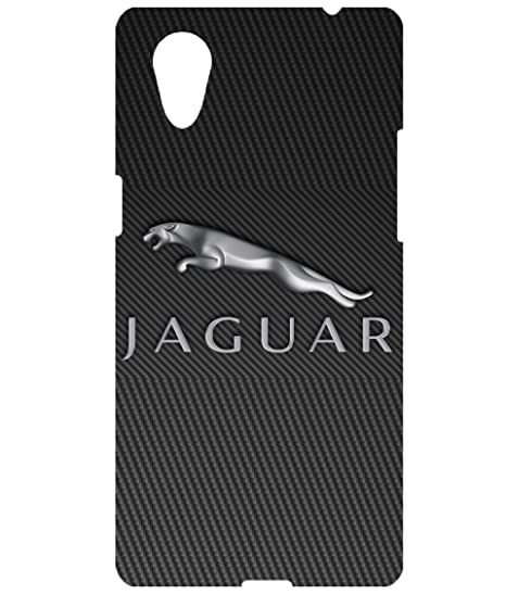 Hd Jaguar Logo Hd Wallpapers 1080p Mobile Case Cover Amazon In