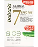 Babaria Aloe Vera Serum Facial 7 Efectos 50 ml