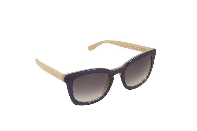 Boss Unisex-Adults 0743/S 9C Sunglasses, Bluee Nude, 50 HUGO BOSS