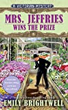 img - for Mrs. Jeffries Wins the Prize (A Victorian Mystery) book / textbook / text book