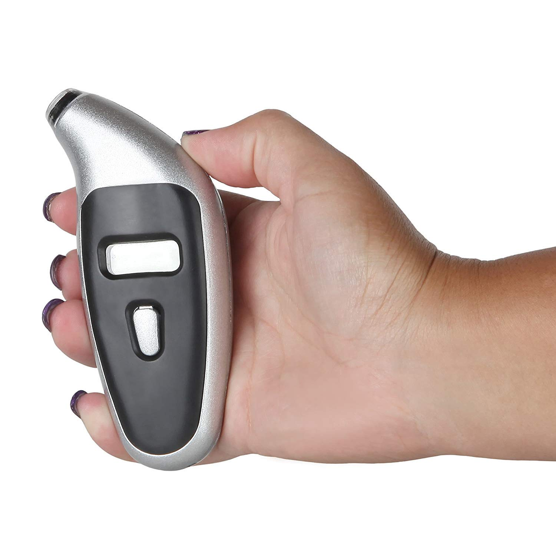 0-100 Psi Backlight High-Precision Digital Tire Pressure Monitoring Car Tire Pressure Gauge TOOGOO Digital Tire Pressure Gauge