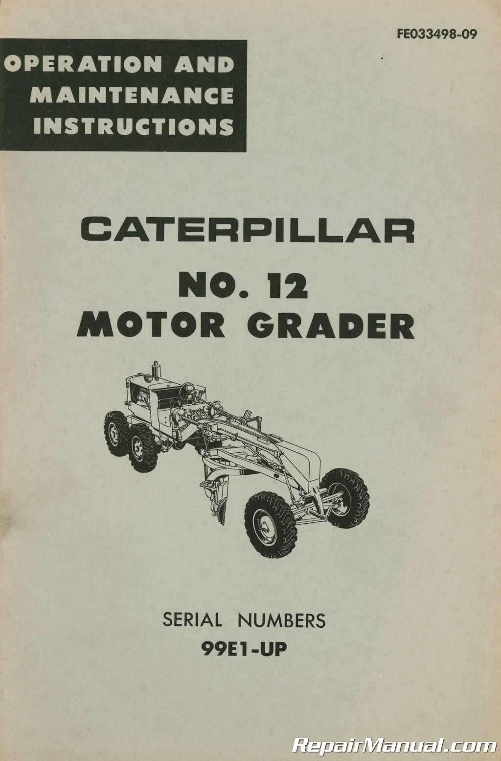 Cat Motor Serial Number Lookup
