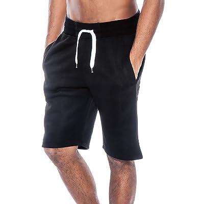 Été Pantalons pour Hommes - Jogging Fitness Shorts de Sport Doux Mode Solide Couleur Casual Pantalon Court Pants de Survêtement M-2XL