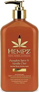product image for Hempz PUMPKIN SPICE & VANILLA CHAI Moisturizer - 17 oz.