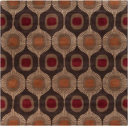 Surya Home Rug the Forum Collection- Model no FM7170-6SQ (Square 6sq)