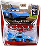 Disney Pixar Cars 2 The King - Voiture Miniature Echelle 1:55