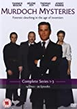 Murdoch Mysteries - Series 1 -3 Box Set [DVD]