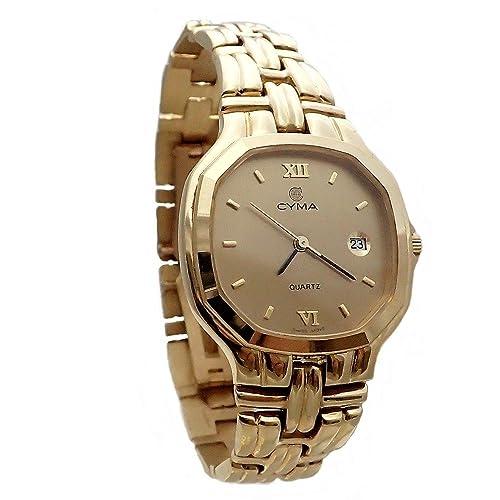 b3ed0d6e8339 Reloj oro 18k Cyma modelo panter mujer  AB4259  - Modelo  6543  Amazon.es   Joyería