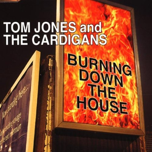 Burning Down the House by Tom & The Cardigans Jones (1999-08-02) (Tom Jones The Cardigans Burning Down The House)