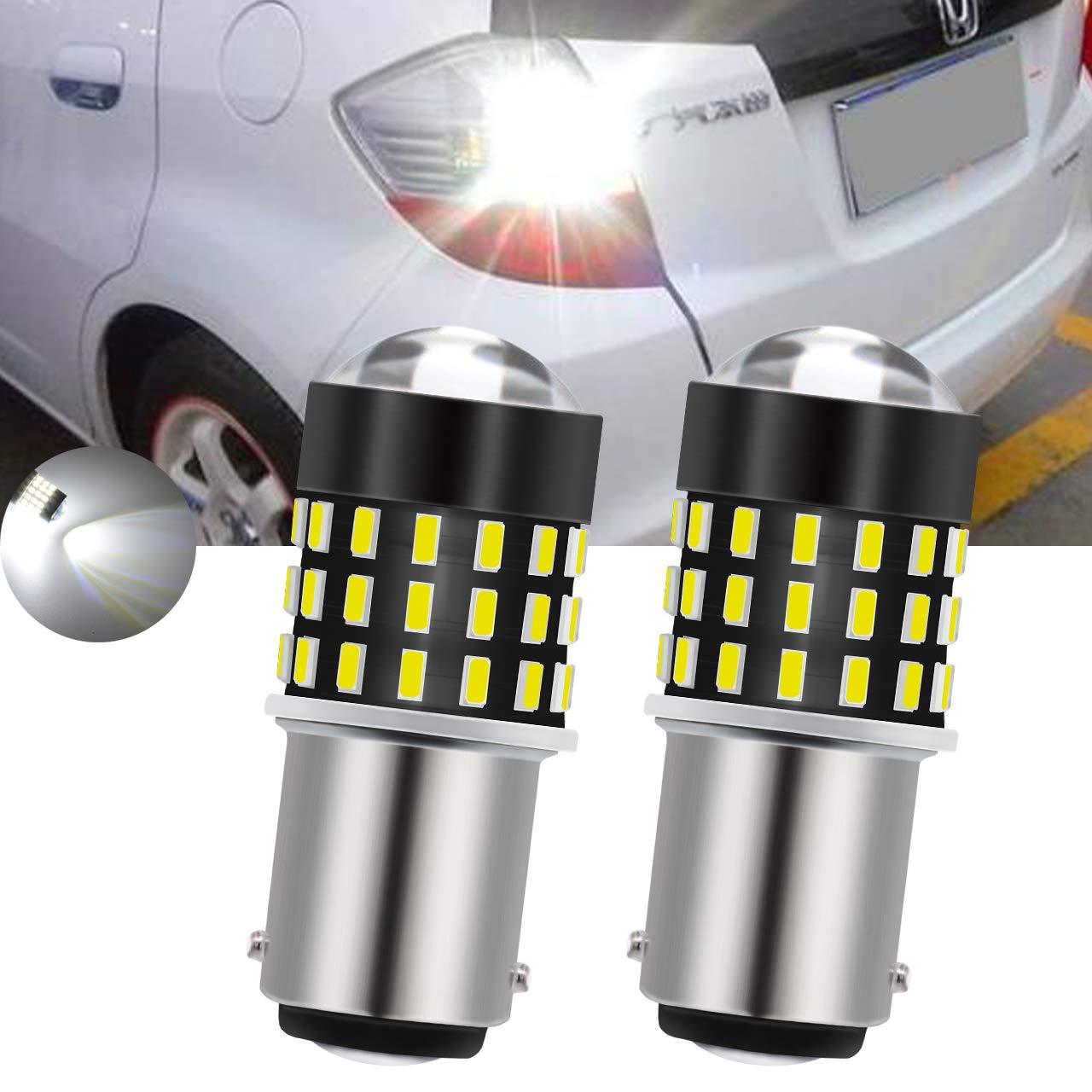 2 ampoules 1156 BA15S Ampoule à LED Tuincyn feux de recul, arrières, clignotants arrières BHBAZUALIn4944