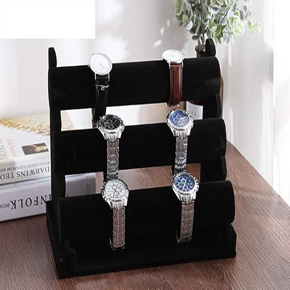 3 Caja para Guardar Relojes De Pulsera, Joyas Pulsera Pulsera De ...